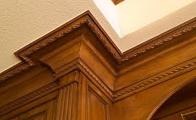 Architectural wood Mouldings