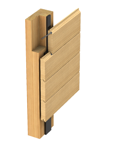 Timber Cladding Fixing Options Methods Systems Andrew