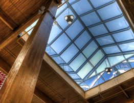 Potvin and Bouchard Glulam CLT Gallery