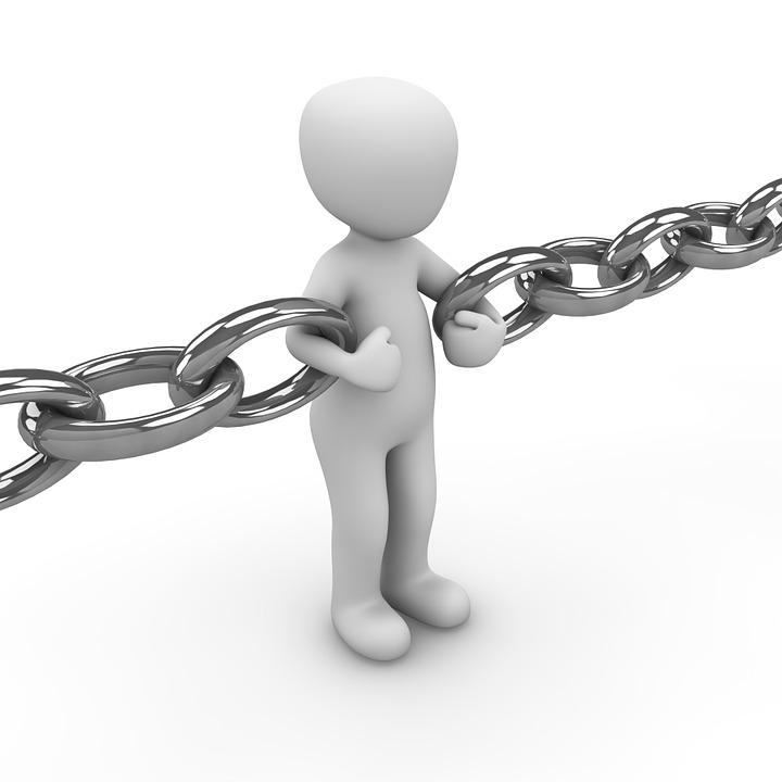 chain-of custody CoC illustrating chain