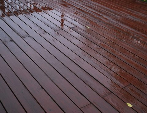 hardwood deck biological durability