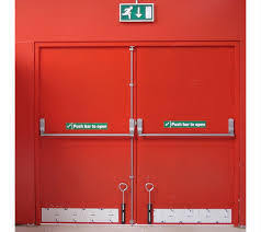 fire door image